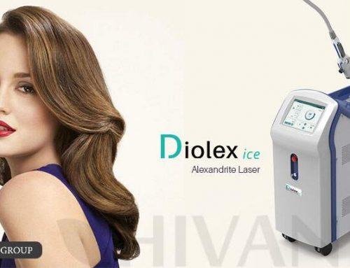 لیزر الکس دیولکس   Diolex Alexandrite Laser